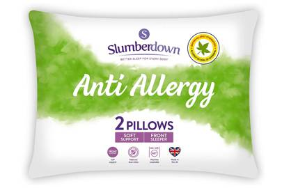 Anti allergy pillows