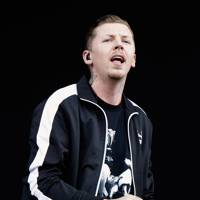 Professor Green performs at Barclaycard Wireless Festival 2012