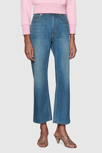 Best straight leg jeans: Cool collaboration