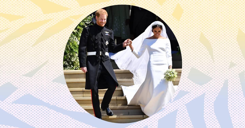 Celebrity Weddings 2018 Photos Amp Dresses Glamour Uk