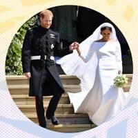 Celebrity Weddings 2018 Photos Dresses Glamour Uk
