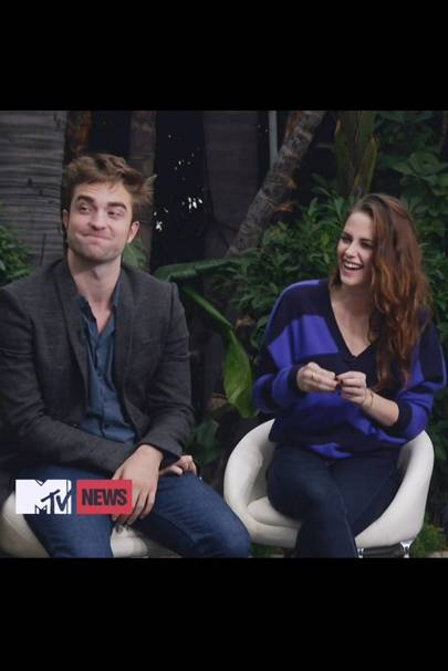 November 2012: Kristen & Rob's first interview since split