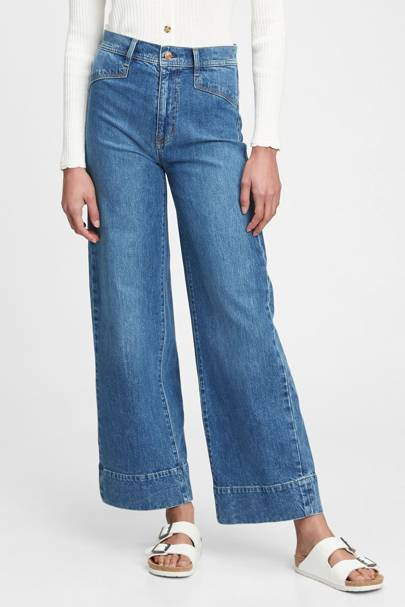 Best Flared Jeans - Gap