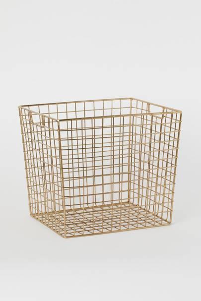 Best metal storage basket