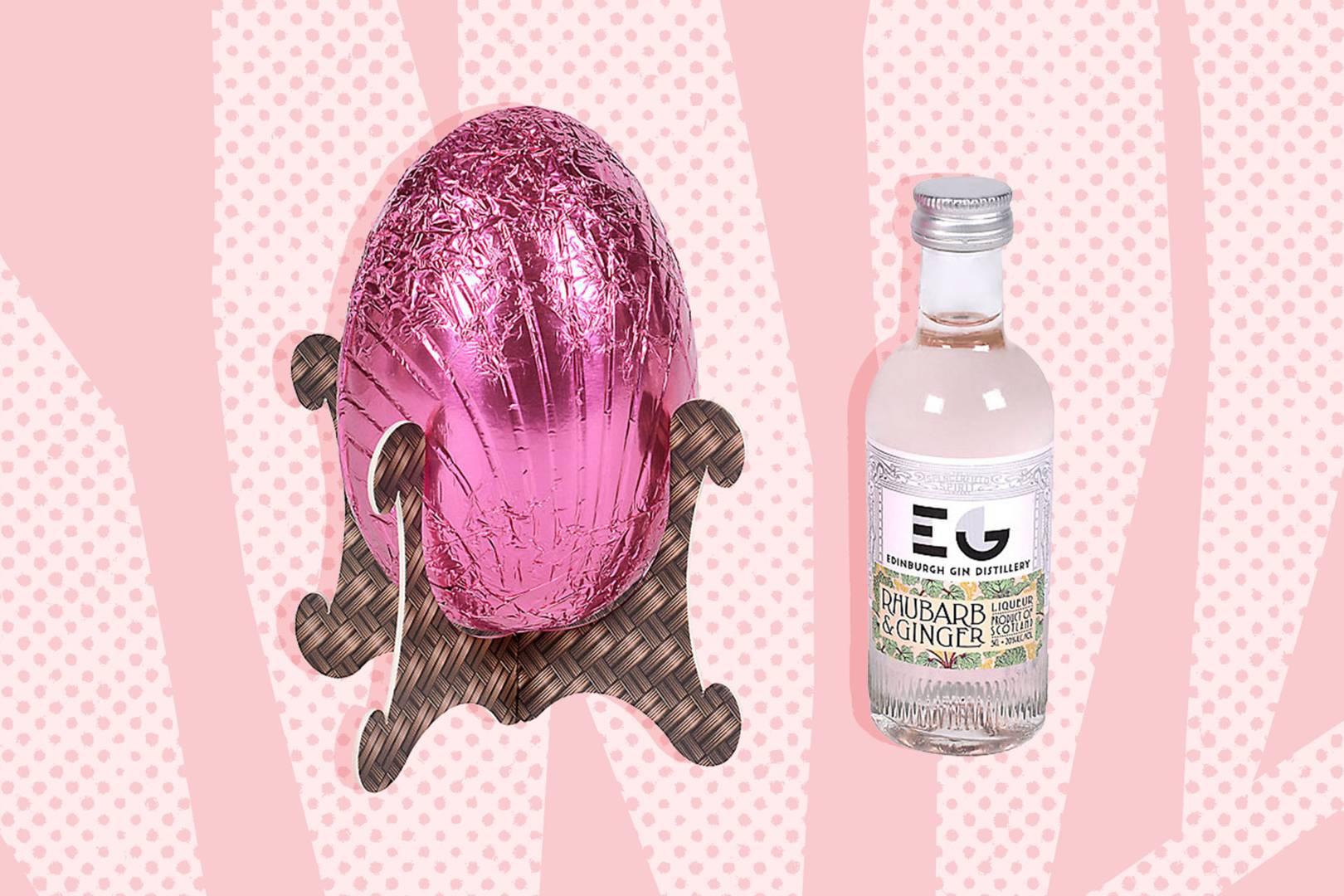 Gin easter egg glamour uk negle Choice Image