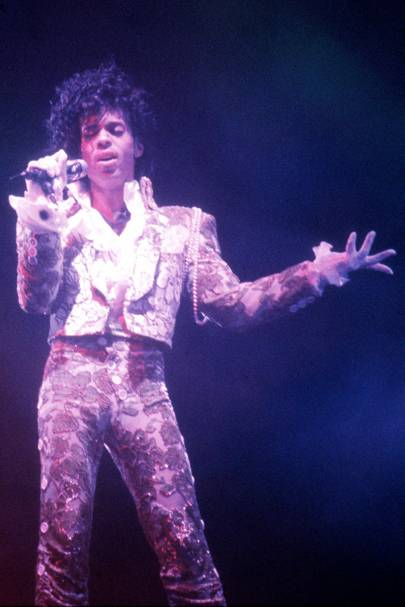 80s Fashion Icons: From Prince To Grace Jones, Princess