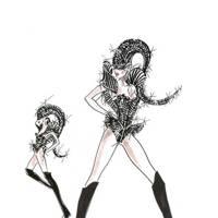 Lady Gaga x Armani