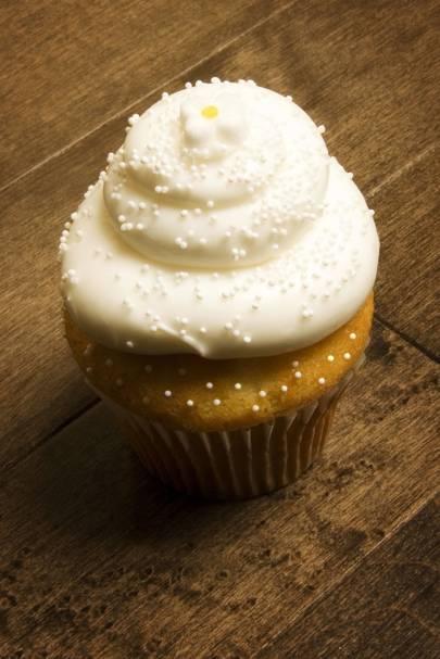 Fat Free Vanilla Cupcakes