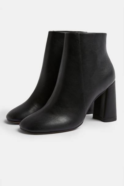 Topshop's Black Friday Sale: The black boots
