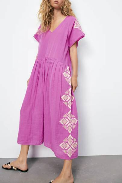 POST-LOCKDOWN SUMMER DRESSES: TUNIC