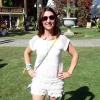 Fushia Greco, Mum & Law Student, Coachella Festival