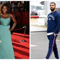Serena Williams & Drake