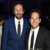Paul Rudd and Chris O'Dowd