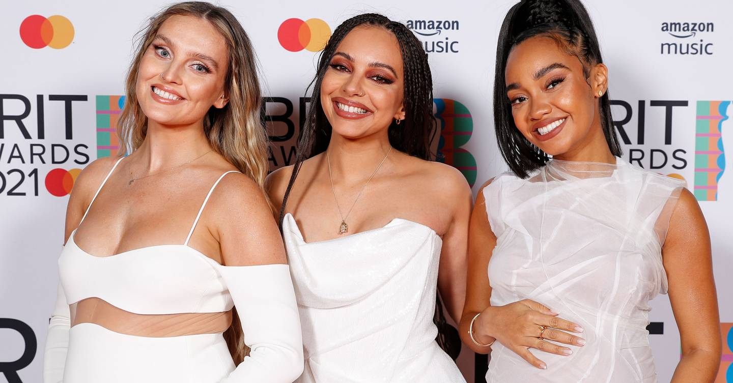 Little Mix just made HISTORY by becoming the first female group to win 'best group' at the Brits, and made a touching tribute to Jesy