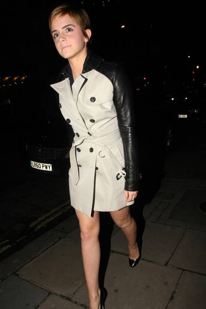 Emma Watson – Trench Warfare