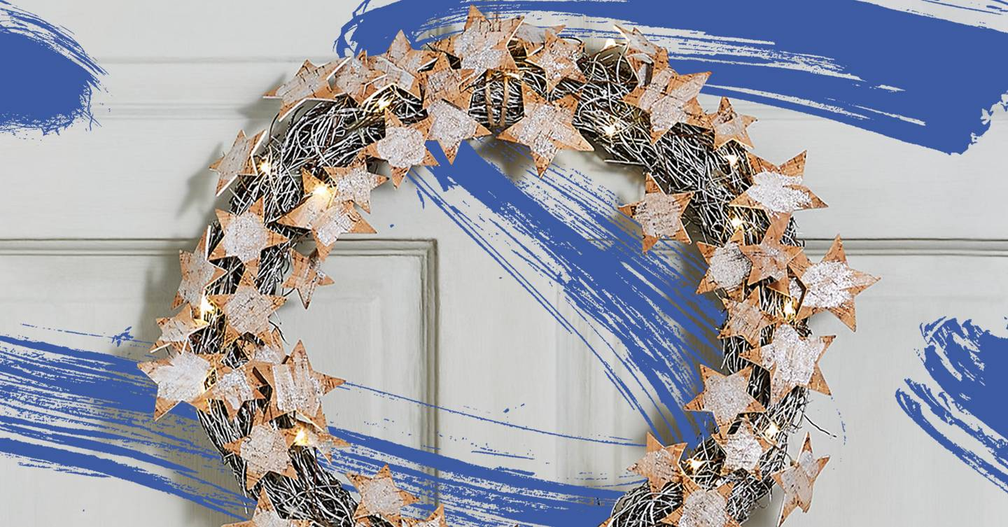 The best Christmas wreaths to up your door decor this festive season