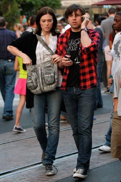 January: Mandy Moore & Ryan Adams