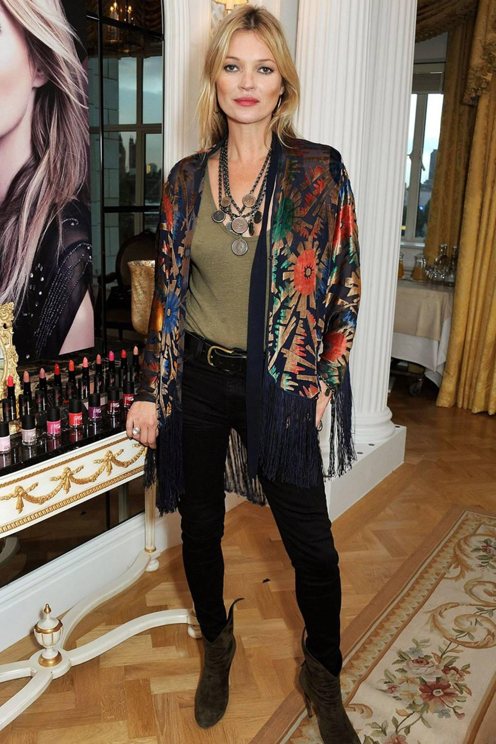 Who wore it best Kate Moss Vs. Courteney Cox recommendations