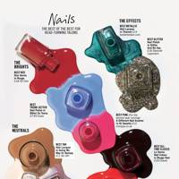 NAILS: THE BEST OF THE BEST FOR HEAD-TURNING TALONS