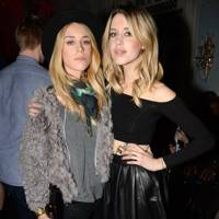 Mary Charteris & Peaches Geldof