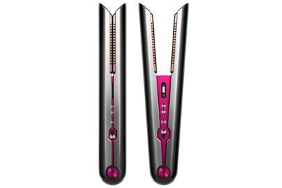 Dyson cordless hair straightener