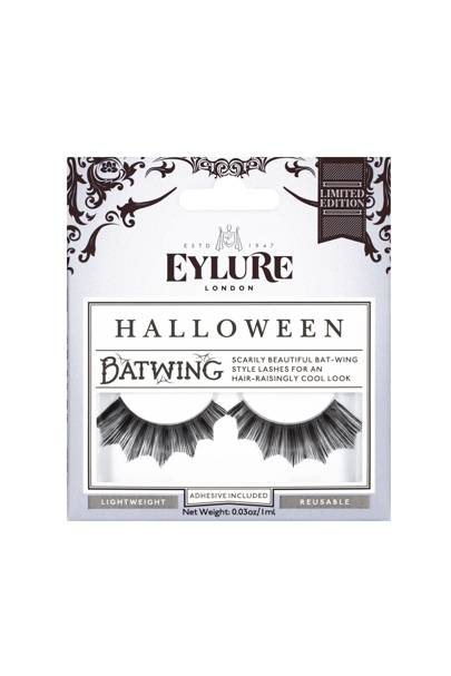 Halloween Lashes in Batwing