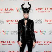Grace Elizabeth as Malificent
