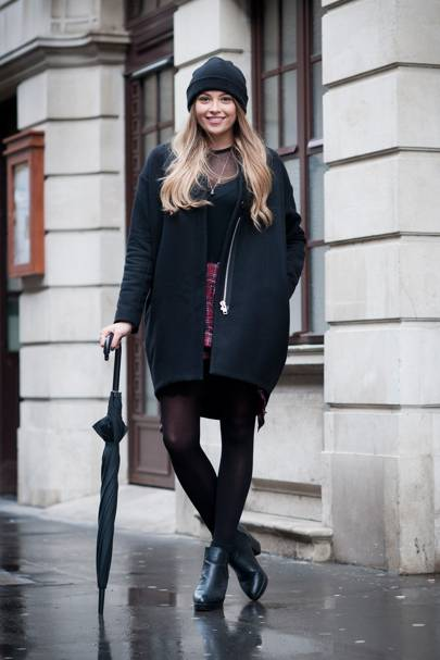 Abigail Halliday, Fashion Buyer