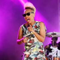 Emeli Sandé at Wireless Festival