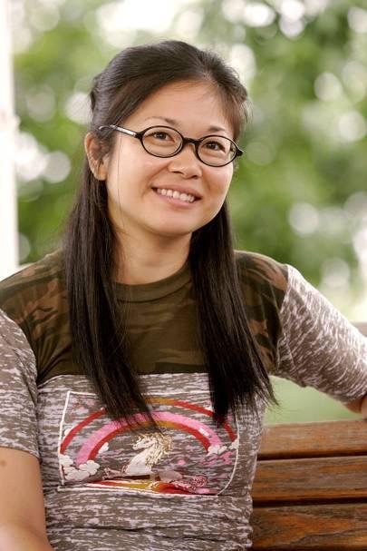 Keiko Agena: Then