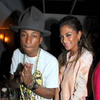 Pharrell Williams & Nicole Scherzinger