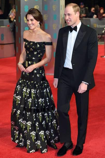 Kate Middleton + William Wales = 77%