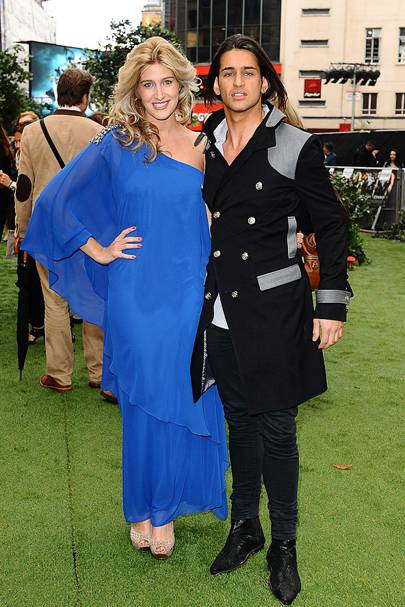Francesca Hull and Ollie Locke