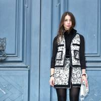 Irina, Blogger, Paris
