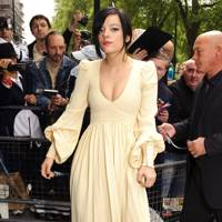 DO #8: Lily Allen at the Ivor Novello Awards, May
