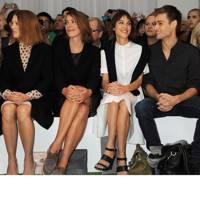 Lea Seydoux, Rebecca Hall, Alexa Chung & Douglas Booth
