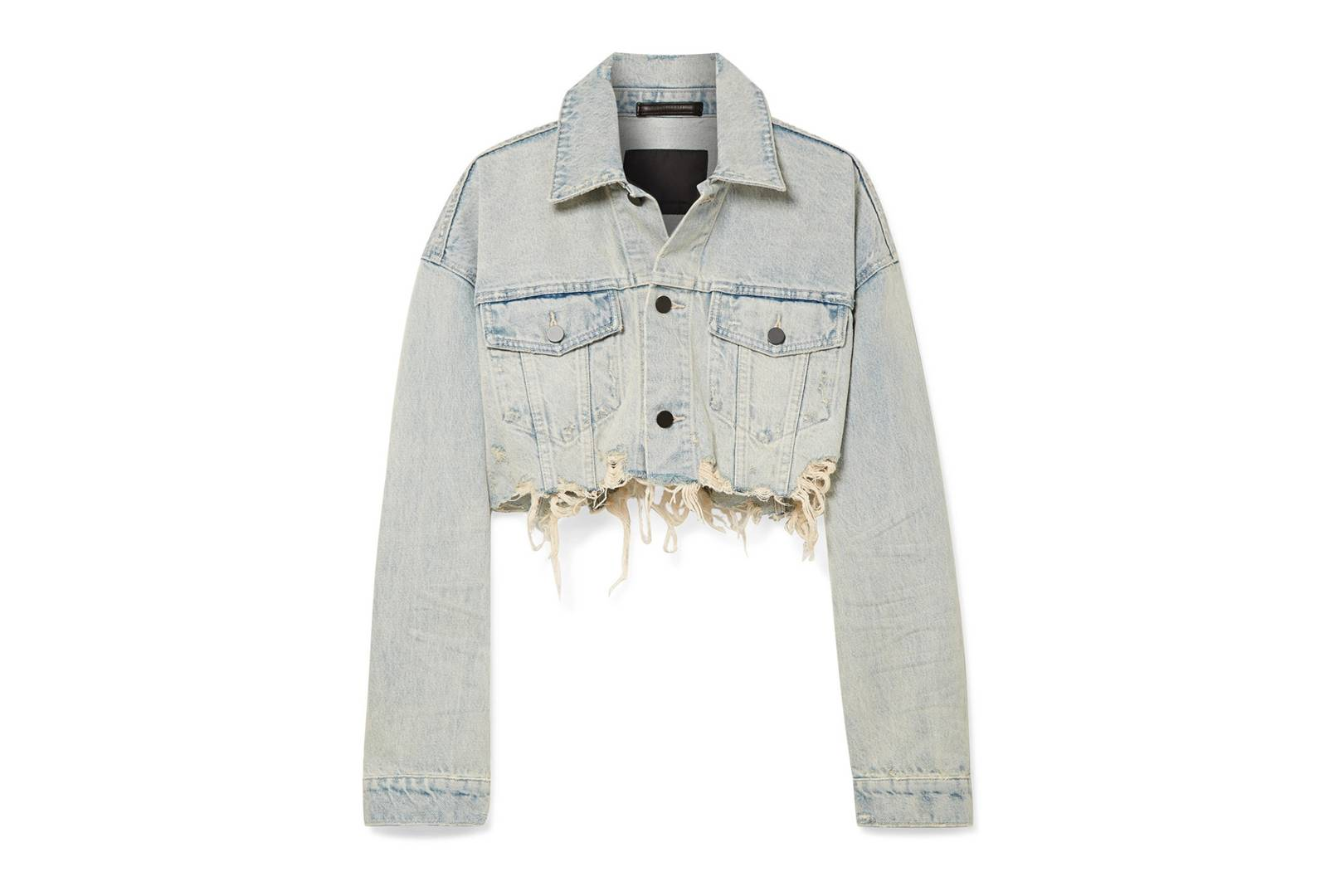 160097385e6 Best Denim Jackets For Summer 2018 | Glamour UK