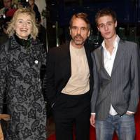 Jeremy Irons & Max Irons & Sinead Cusack