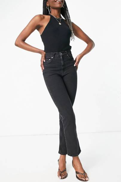 Tall black jeans