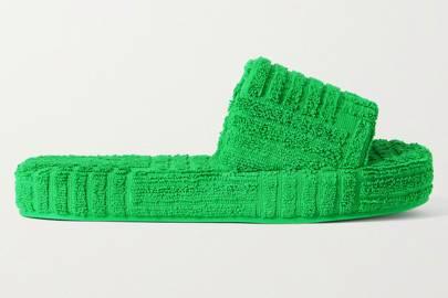 Best chunky dad sandals: Bottega Veneta