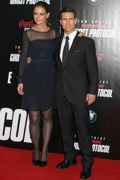 No 29: Katie Holmes & Tom Cruise
