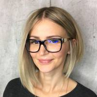 Best bobs for glasses wearers: Long front layers