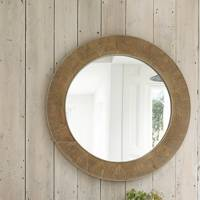 Porthole mirror, £145 at Loaf