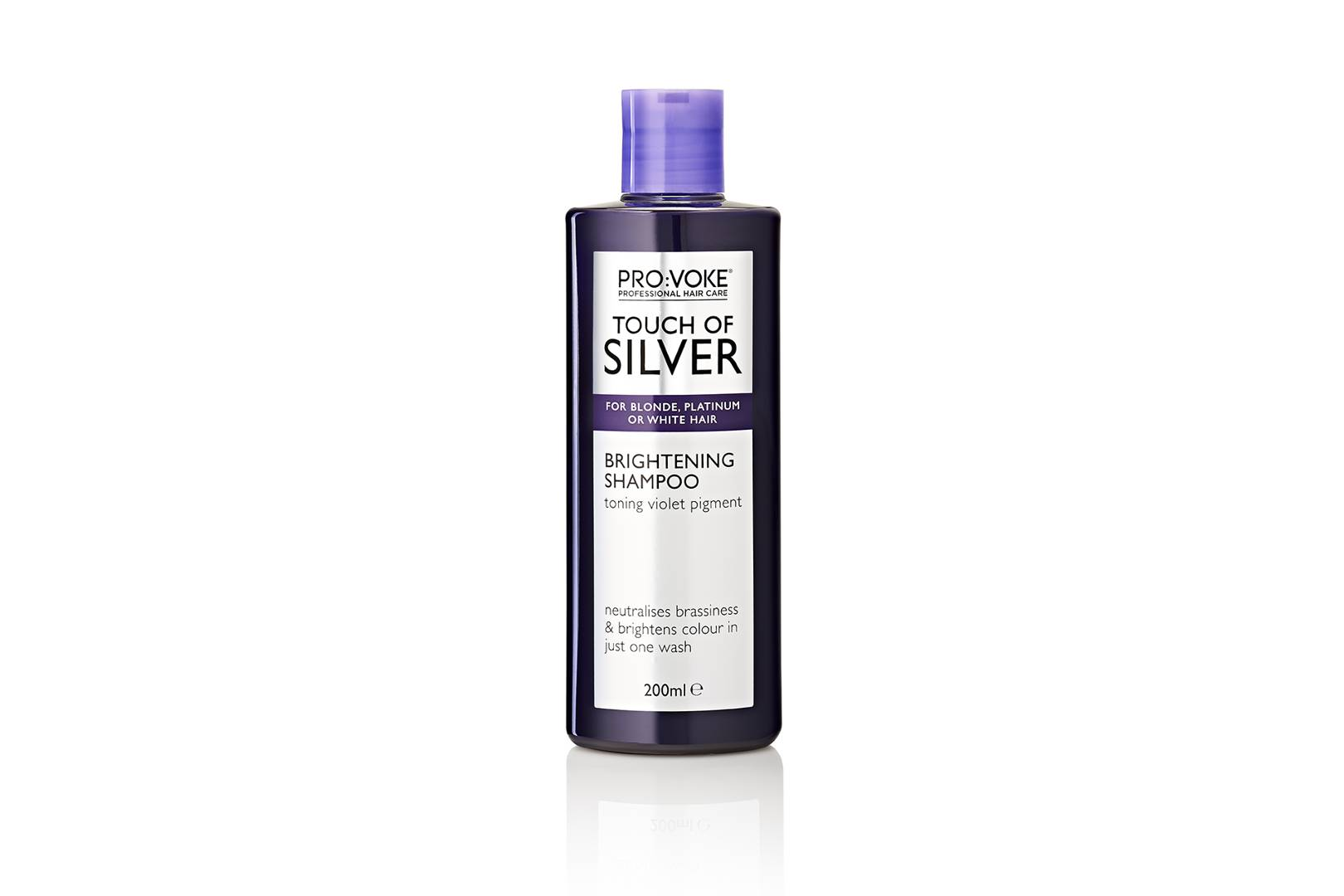 Hair Toner For Blonde And Silver The Best Options Will It Last Glamour Uk