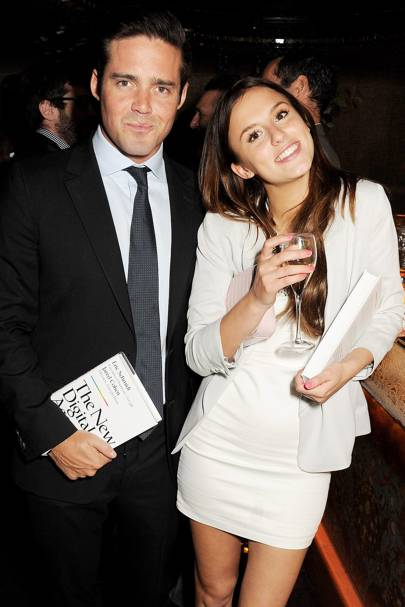 Spencer Matthews & Lucy Watson