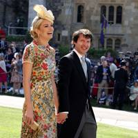 James Blunt & Sofia Wellesley