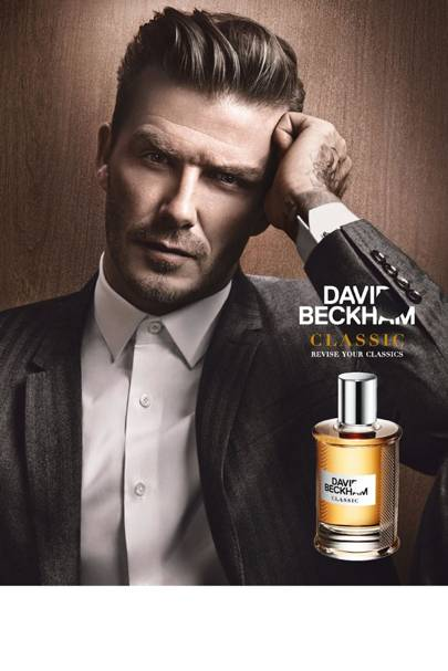 David Beckham Classic, The Campaign