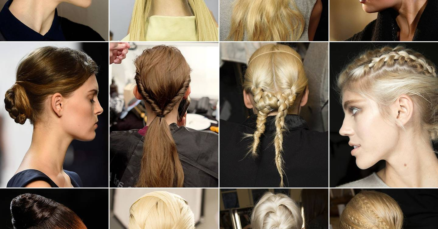 How To Wear Your Hair At The Gym Best Hairstyles For Working Out Glamour Uk