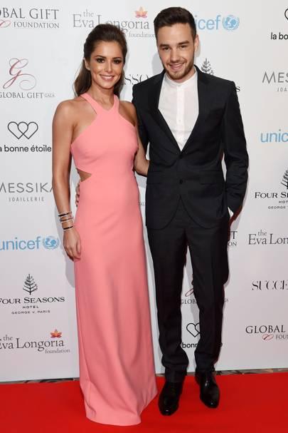 Liam Payne & Cheryl Cole