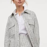 Best Shackets For Spring - Boucle Tweed
